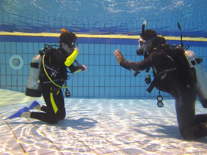Leren duiken en je duikbrevet halen