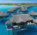First overwater resort in Aruba