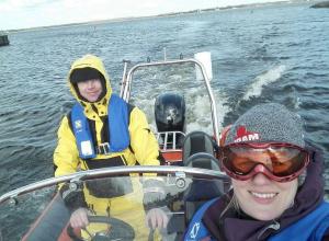 """""""Wij duiken met zeehonden en dolfijnen in de Noordzee"""""""