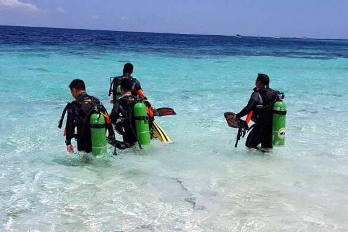 Maleisië stelt onderwater politie aan