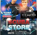 Opendeurendagen Scuba Service Store België
