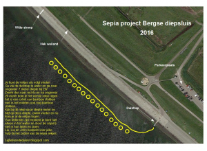 Sepiaproject Bergse Diepsluis 2016