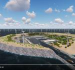 Plannen voor kunstmatig windmolen eiland op Doggersbank