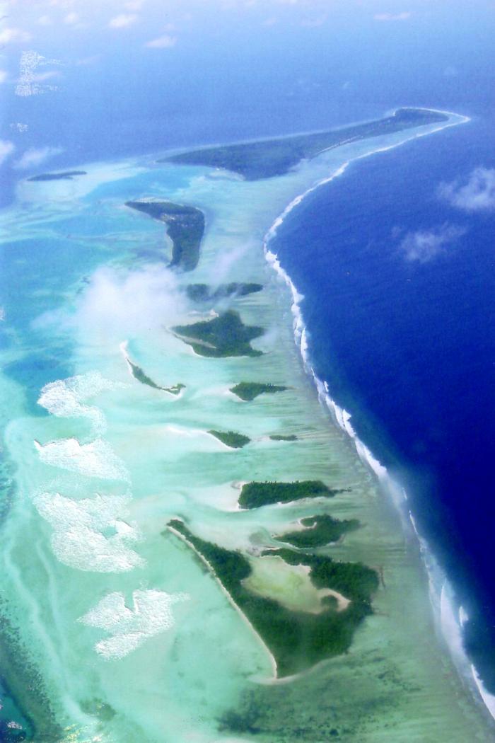 Malediven wil kanaal aanleggen in rif met dynamiet