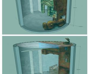 Transfo Duiktank geeft je een bouwbelevenis onderwater