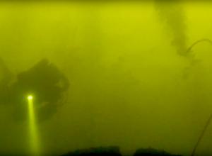 Lucht verversen onderwaterhuis Cockel Bockel Sloterplas