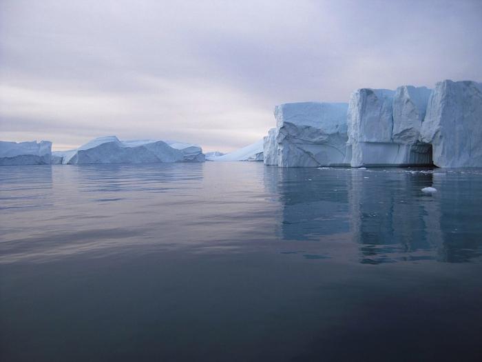 Bizar! Noordpool op dit moment 20 graden warmer dan normaal