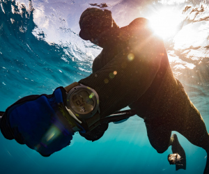 Suunto D6i Novo Zulu. Robuuste duikcomputer met duurzame Zulu strap