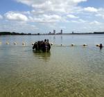 Zoekactie Zevenhuizerplas uitgebreid. Vandaag niet duiken!