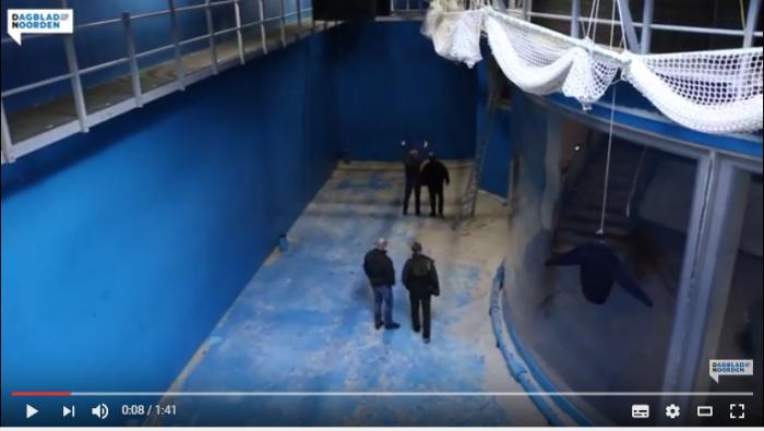 Duikaquarium Emmen opent al komend duikseizoen