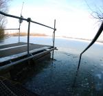 Technisch duikers krijgen eigen steiger bij De Beldert