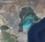 Olie en teer op Oostkust Bonaire