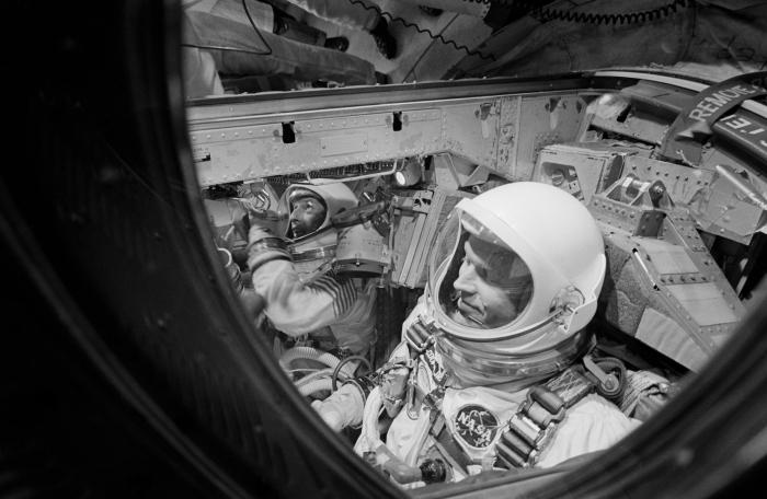 Astronaut ontketent schattenjacht onder duikers