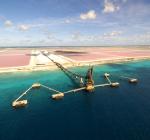 Salt Pier Bonaire tijdelijk gesloten