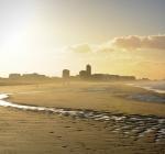 Sporttassen met cocaïne voor Belgische kust