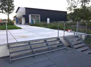 Nieuwe steiger De Beldert geopend