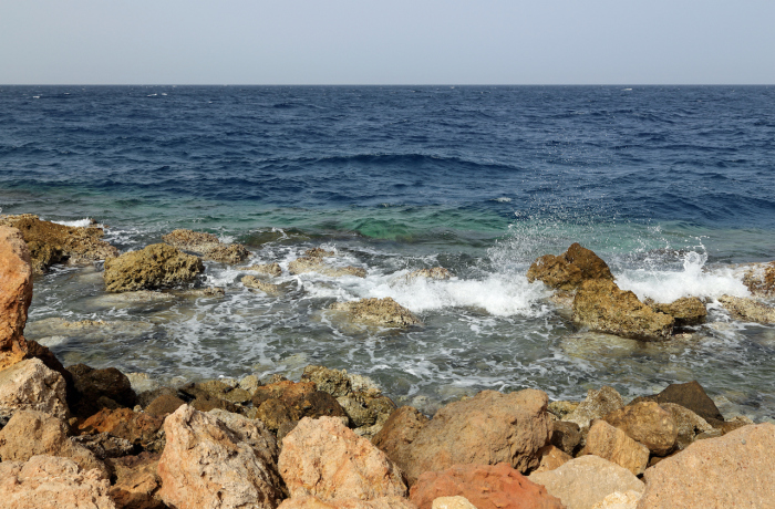 Olievervuiling in Hurghada