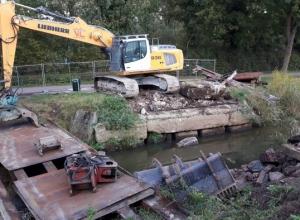 Geen nieuwe brug voor de Baars. NOB neemt actie
