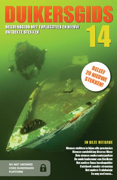 Duikersgids 14. Jouw duikadvies voor 2018