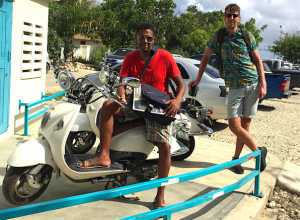 Succesvolle trip Bonaire