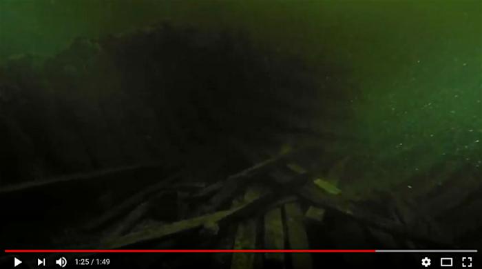 Discovery Divers wilden botter herstellen en ontdekten dit.....