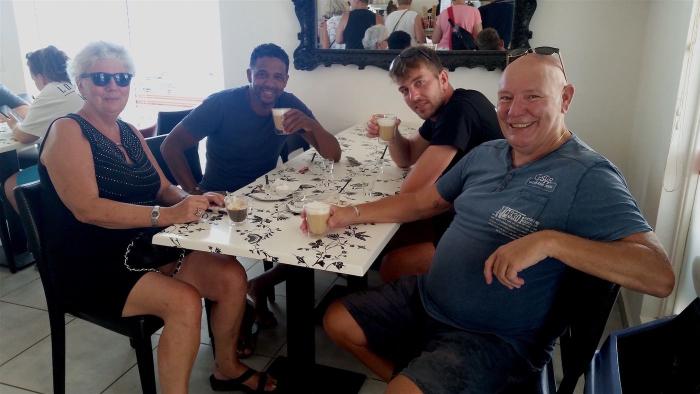 Ontmoet ons op Bonaire en krijg een gift!