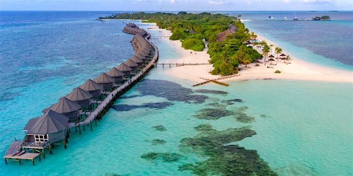 Malediven zwicht voor massatoerisme