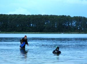 Milligerplas weer toegankelijk voor duikers