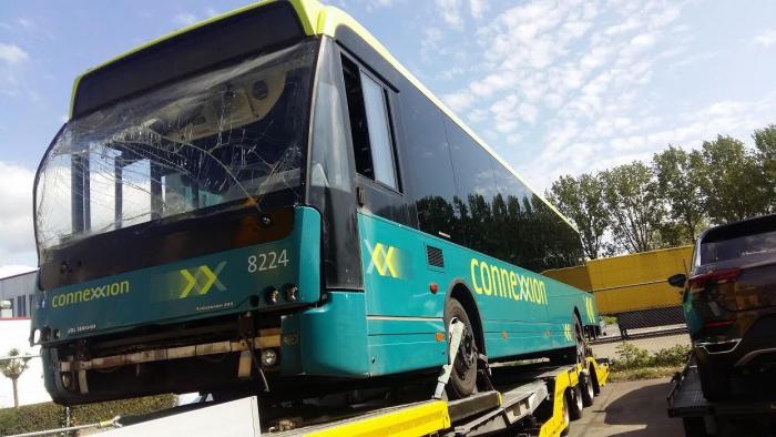 Stadsbus voor Onderwaterpark Twiske