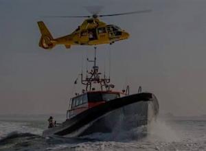 Zoekactie naar duikers in Scharendijke