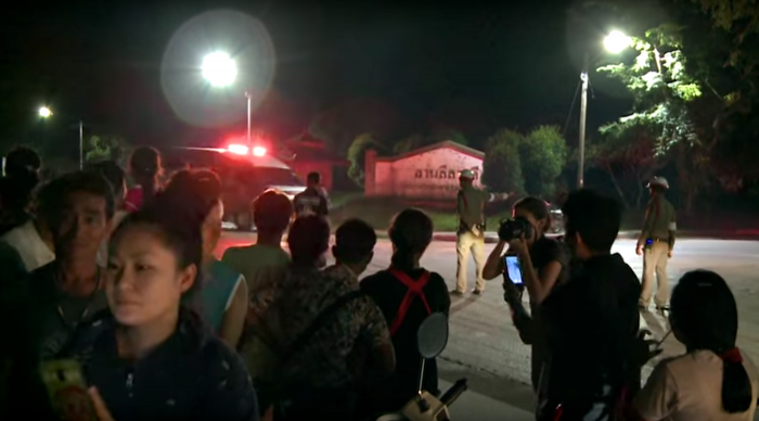 Alle jongens en coach gered uit Thaise grot