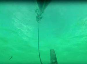 Vernieling koraal Boca Sami Curacoa