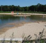 Tijdelijk zwemverbod Blaarmeersen