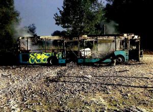 Aangifte brandstichtig bus Twiske Onderwaterpark