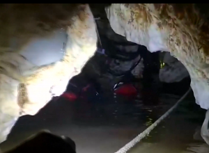 Thai diver dies during cave rescue operation