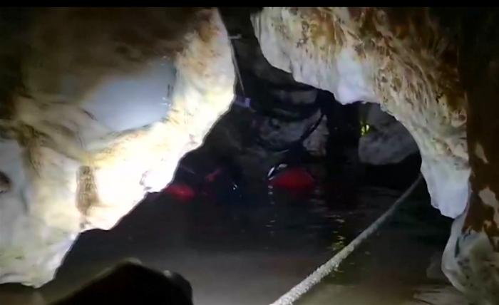 Duiker omgekomen bij reddingsactie Thailand