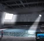 Bouw grootste onderwaterfilmstudio van Europa in België