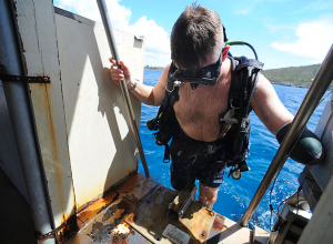 New scientific research confirms therapeutic value of scuba diving