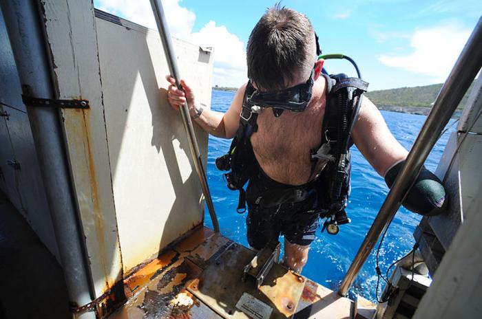 New scientific research confirms therapeutic value of scuba diving