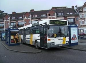 Dertig Belgische lijnbussen te koop voor een prikkie