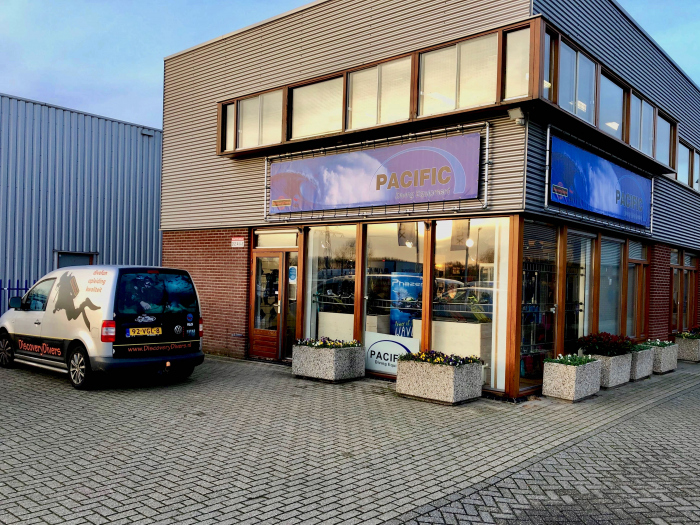 Pacific Diving opent tweede vestiging in Utrecht/Nieuwegein