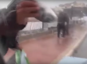 Vissen uit de lucht tijdens zwaarste storm in Malta sinds jaren