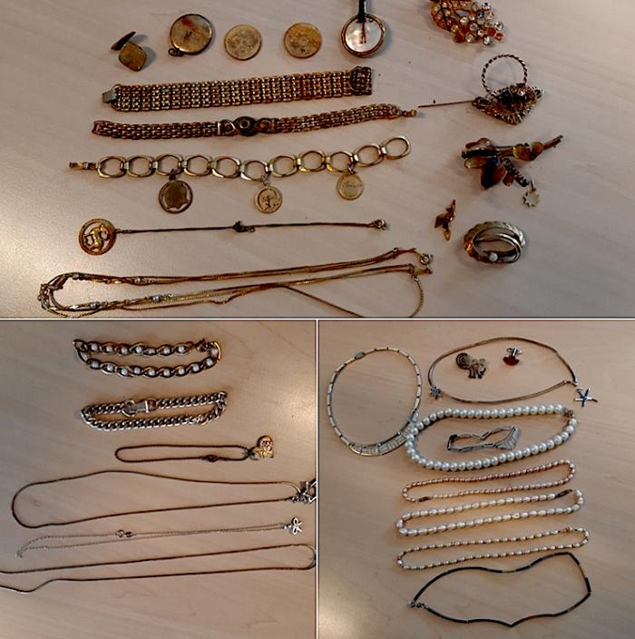 Sportduiker uit Emmeloord vindt twee maal zak met sieraden