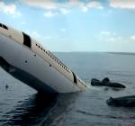 Vliegtuigwrak afgezonken in Turkije