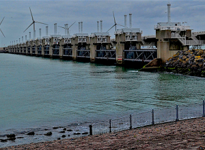 Visstropers Oosterschelde bedreigen agent na aanhouding