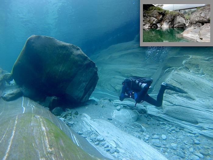 Is dit hem dan. De mooiste duikstek ter wereld...?