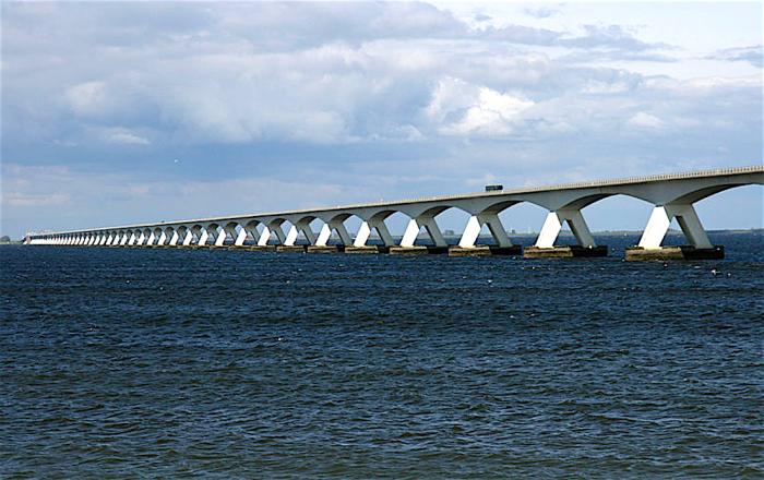 Duikverbod aan de Zeelandbrug
