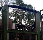 Huis Simone Gerritsen afgebrand. Help en doneer....!