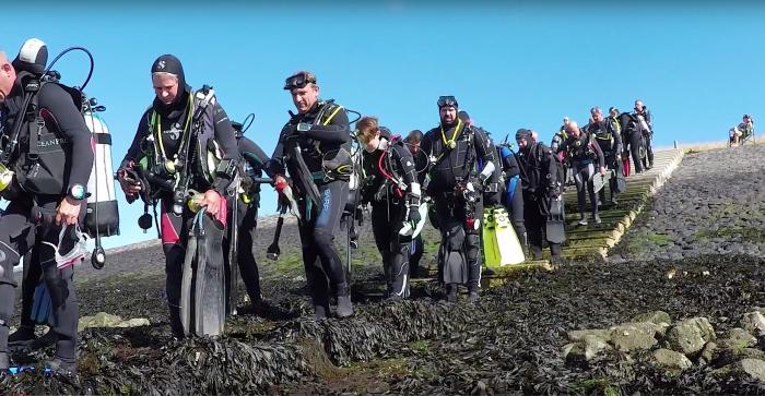 Topdrukte bij Zeeuwse duikstekken is vloek en zegen