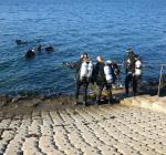 Duikers verliezen massaal duikmaterialen